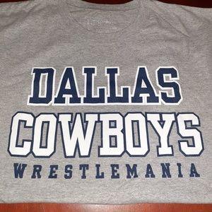 Dallas Cowboys Wrestlemania Tshirt